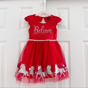 Zunie Little Girl Dress